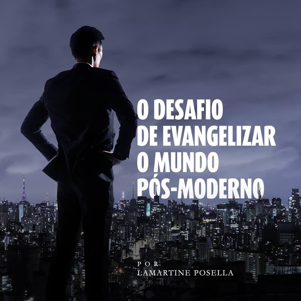 o desafio de evangelizar